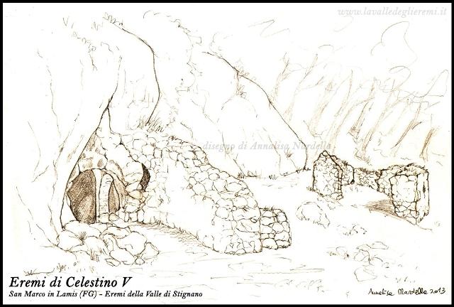 Eremi di San Celestino V sul Gargano