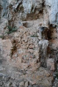 Cisterna funzionante nell'Eremo di San Nicola sul Gargano