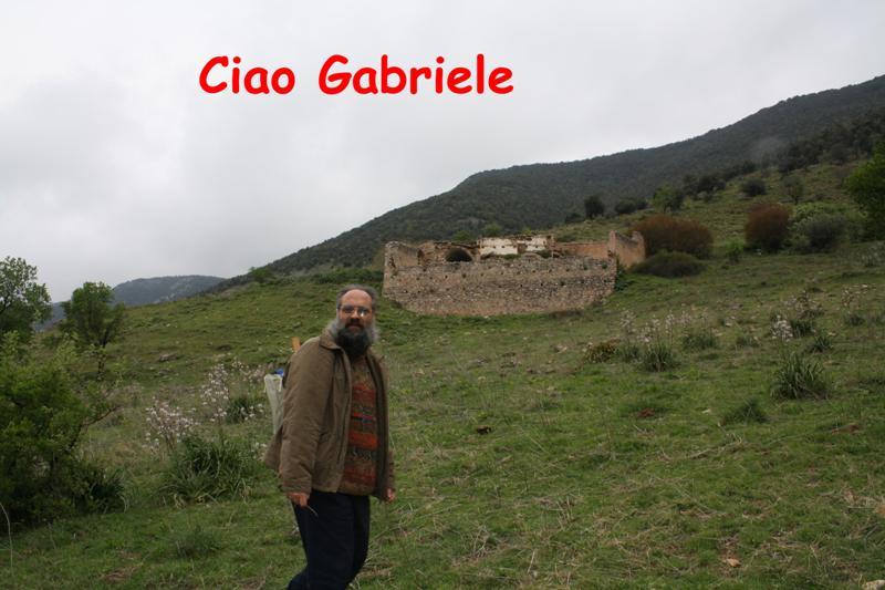 Ciao Gabriele 2